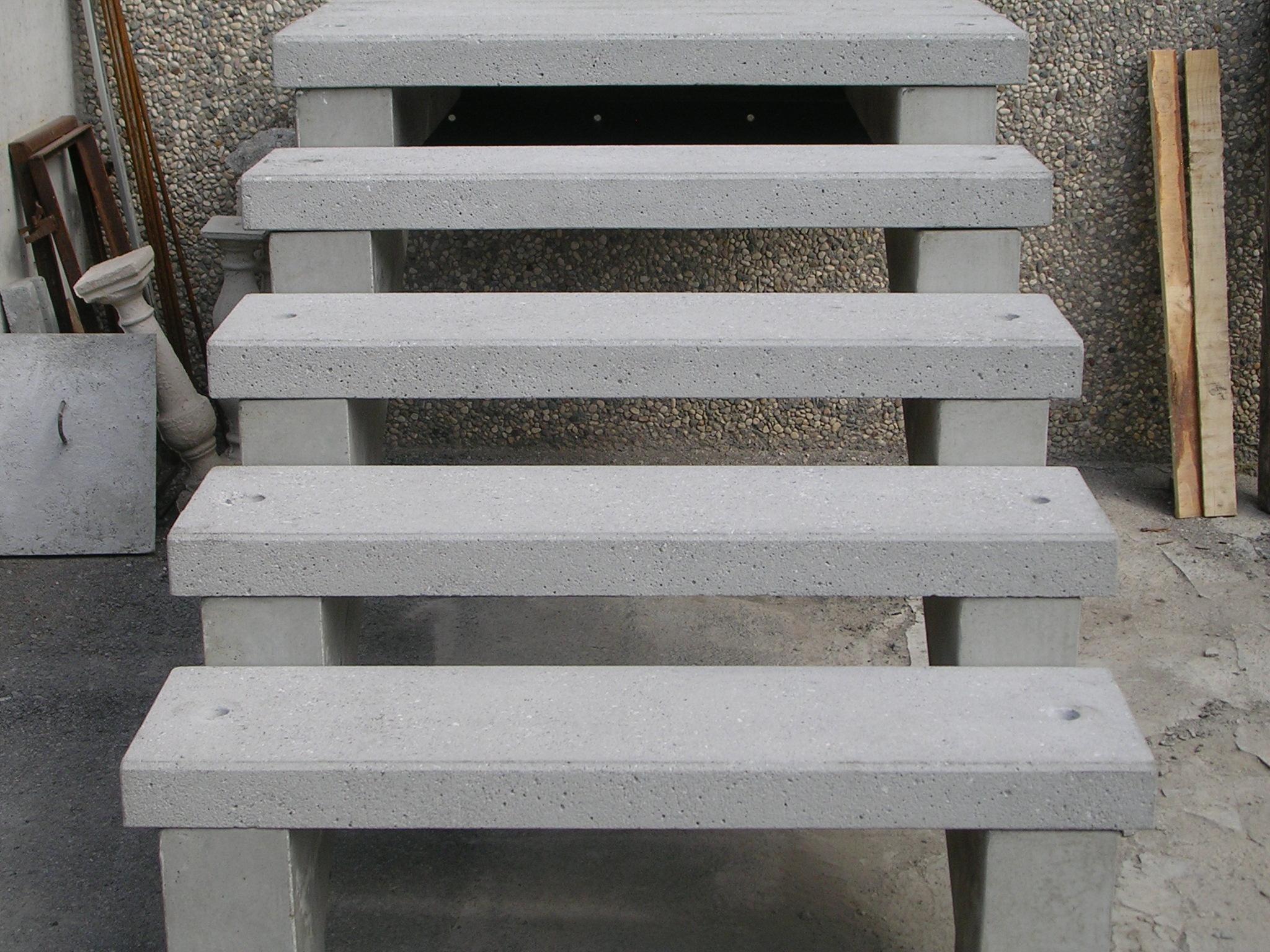 Scale Prefabbricate In Calcestruzzo Tamburini Prefabbricati