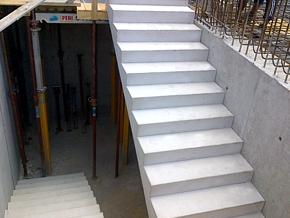 Scale prefabbricate in cemento tamburini prefabbricati - Scale in cemento armato ...